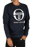 Sergio Tacchini Men's Ioab Graphic Sweatshirt, Blue