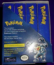 Pokemon Machamp 1St Ed Shadowless Starter Booster Case