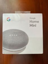 Brand New Sealed Google Mini - Personal Assistant - CHALK