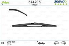 Windscreen Silencio Wiper Blade 574205 VR38 by Valeo Rear Left/Right - Single