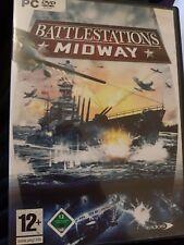 Battlestations: Midway (PC, 2007, DVD-Box)