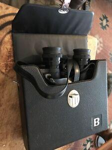 Bushnell Citation 7x35 Binoculars With Case