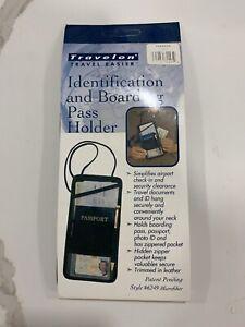 Travelon 6249 ID Boarding Pass Holder