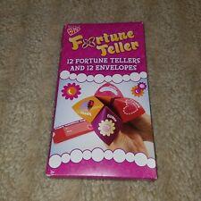 Studio 214 Fortune Teller Valentines Cards 12 sets Card Envelope