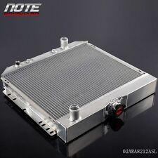 For 67-69 Ford Mustang/Torino/Ltd V8 Aluminum Radiator Cu379