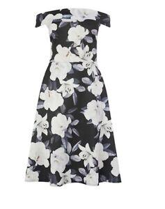 Lipsy Bardot Dress Size 14, BNWT
