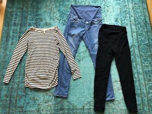 Maternity Clothes Bundle Size 10 Topshop ASOS H&M