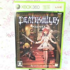USED Xbox 360 Death Smiles Normal Edition 57892 JAPAN IMPORT