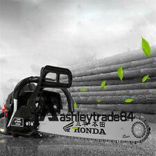 "New 1PCS 9980 high-power gasoline saws chain saw wood saw 62CC 20"""