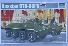 1/35 Trumpeter 01544: Russian BTR-60PB