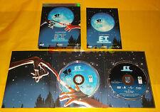 E.T. L'EXTRA TERRESTRE di Steven Spielberg - Dvd Digipack - ET ○○○ USATO