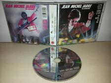 JEAN-MICHAEL JARRE - IN CONCERT / HOUSTON-LYON - CD