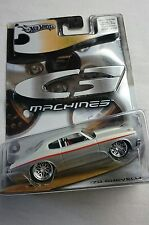 HOT WHEELS G MACHINES 1970 CHEVY CHEVELLE DIE CAST MINT 1:50