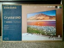 """Samsung UN43TU7000 43"""" Smart LED TV"""