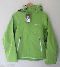 NWT Cloudveil Women's Apple Green Koven Soft Shell Coat Hooded Jacket S $330