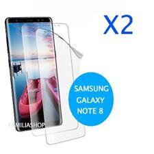 Lot de 2 Films Protection Entier Pour Écran Incurvé Pour Samsung Galaxy NOTE 8