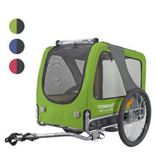 Doggyhut Premium Pet Bike Trailer For Small,Medium or Large Dogs,Up to 100 Lbs