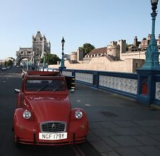 Tour of London by Citroen 2CV