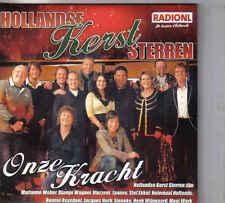 Hollandse Kerststerren-Onze Kracht cd single