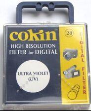 28mm COKIN UV digitale FILTRO LENTE ALTA RISOLUZIONE SICUREZZA c231d-28 28 mm