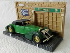 Y-17 Hispano-Suiza 1938 DIORAMA 1:48 Matchbox models of yesteryear MOY