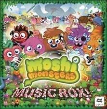 MOSHI MONSTERS Music Rox! CD NEW