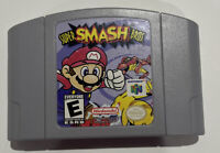 Super Smash Bros. Nintendo 64 Authentic, Tested/Working! N64