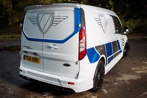 REAR BUMPER FOR FORD TRANSIT CONNECT - TRANSIT CONNECT BODYKIT