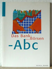 "Buch ""Das Bank- und Börsen-Abc"" Broschüre 1999 – Jörg Birkelbach"