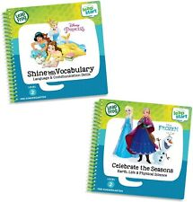 LeapFrog LeapStart 2 Book Combo Pack Shine with Vocabulary and Celebrate Seasons