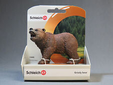 Schleich Grizzly Bear 14685 New ol