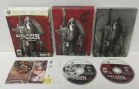 Gears of War 2 Limited Edition - Microsoft Xbox 360 Game - Tested Works  1 Owner