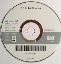 HP PSC 1400 Series CD (Macintosh)
