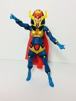 DC Universe Classics Big Barda Atom Smasher Series Helmet On Wave 7 DCUC