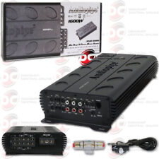 AUDIOPIPE APMI-55105 5-CHANNEL CLASS AB CAR AUDIO AMP AMPLIFIER 1600 WATTS MAX
