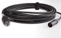 10m Adaptor-Cable big-tuchel to regular XLR for German vintage microphones