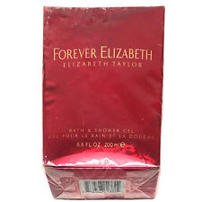 FOREVER ELIZABETH BATH & SHOWER GEL  ELIZABETH TAYLOR  6.8 FL.OZ. NEW IN THE BOX