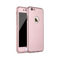 ETUI COQUE + VERRE TREMP�‰ PROTECTION INT�‰GRALE 360° POUR iPhone 6/6+/7/7+/8