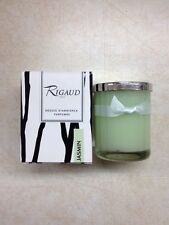 Rigaud Paris Jasmin Candle 2.12 Small Size With Snuffer Top