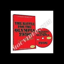 BATTLE FOR THE OLYMPIA 1996 DVD Bodybuilding Mr Olympia Dorian Yates!! IFBB NPC