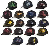 NEW NCAA Top of the World Hidden Dip Cap Hat Flex Fit