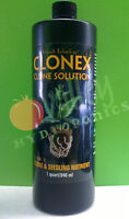 CLONEX CLONE SOLUTION 1 QT Quart 32 OZ Cloning Rapid Root Development (HDCCSQT)