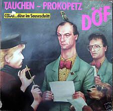 LP  /Tauchen-Prokopetz / Rarität /