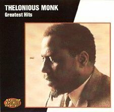 THELONIOUS MONK Greatest Hits CD Jazz BRAND NEW