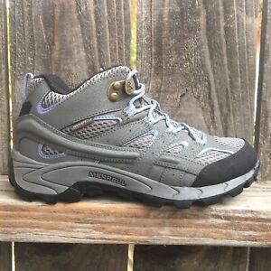 Merrell Girls Hiking Boots Moab II Mid Waterproof