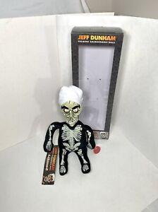 "Jeff Dunham Talking Achmed Terrorist 18"" Doll Plush 2012 w/ Tags & Box - Working"