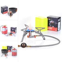 Naturehike Ultralight Outdoor Camping Burner Portable Mini Gas Stove for Picnic