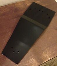 """Generic Bass Drum Pedal """"Arched"""" Foot-Board Part - 13 3/4"""" Length"""