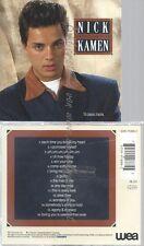 CD--NICK KAMEN -- --- EACH TIME YOU BREAK MY