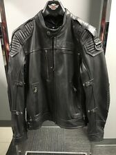 Harley Davidson Men's ROADSHOW Switchback Reflective Leather 97081-16VM Sz M